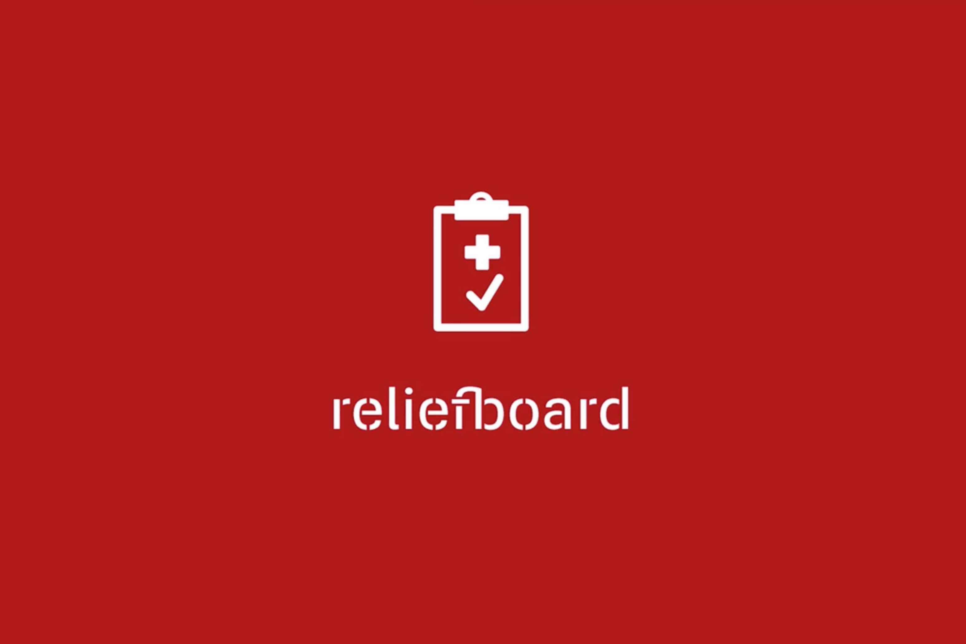 Reliefboard Logo