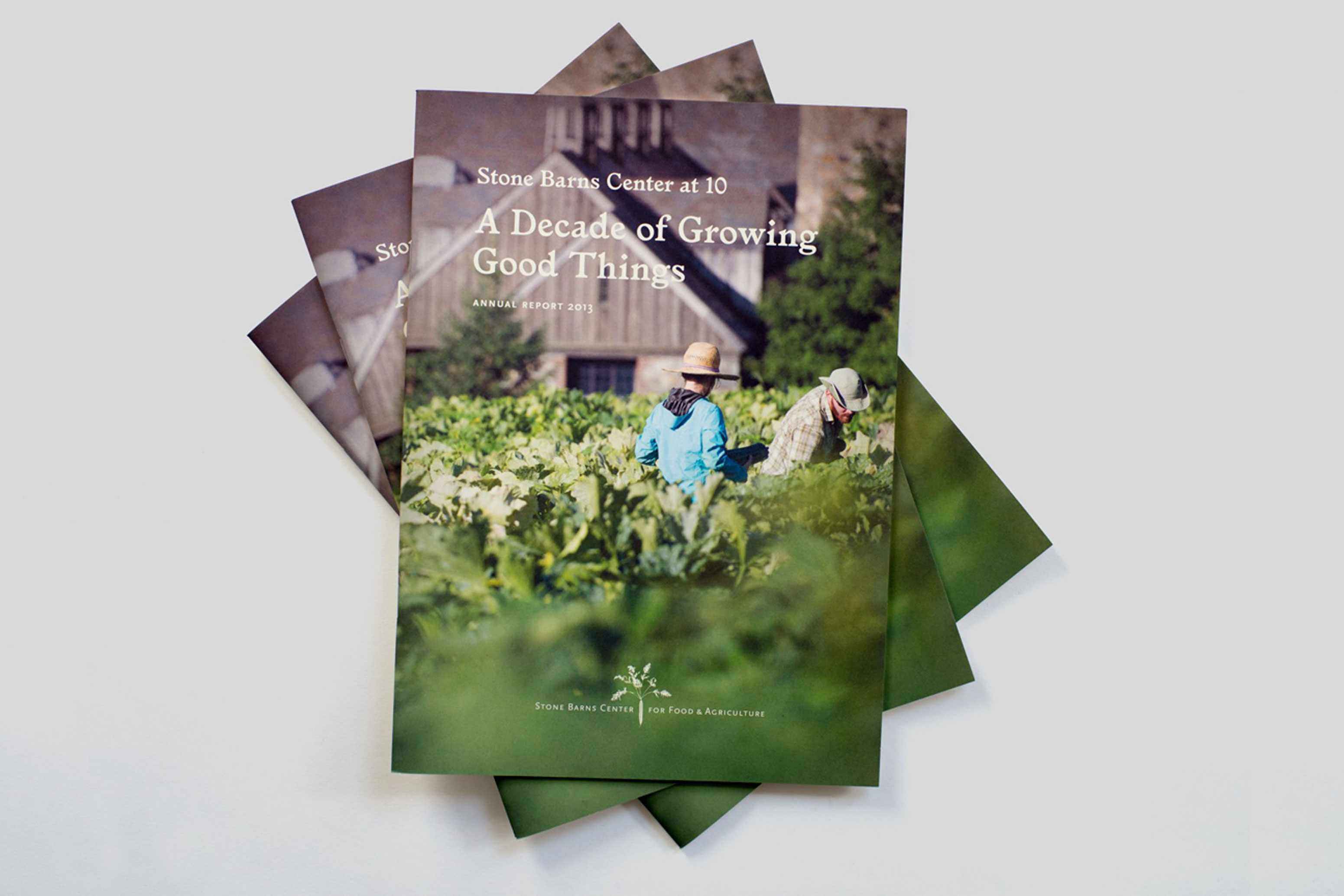 Stone Barns Center Print Publication