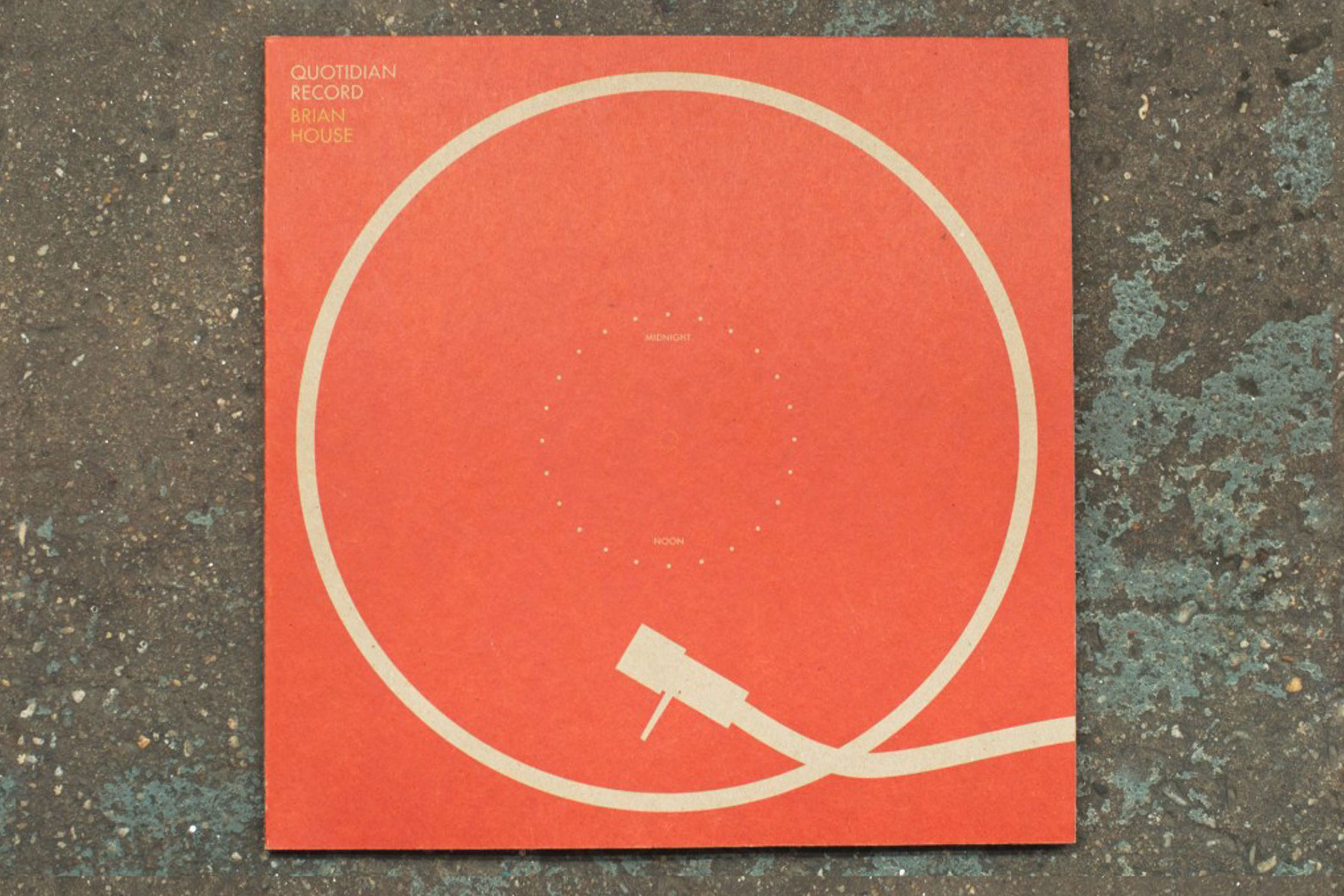 Quotidian Record limited edition LP