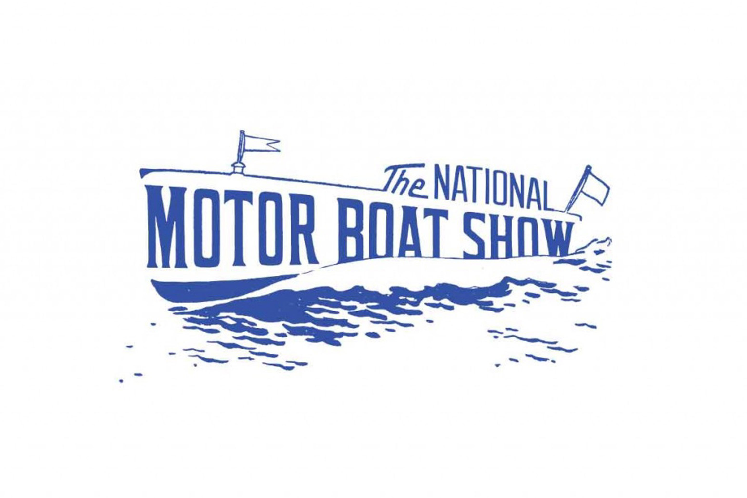 The National Motorboat Show Logo