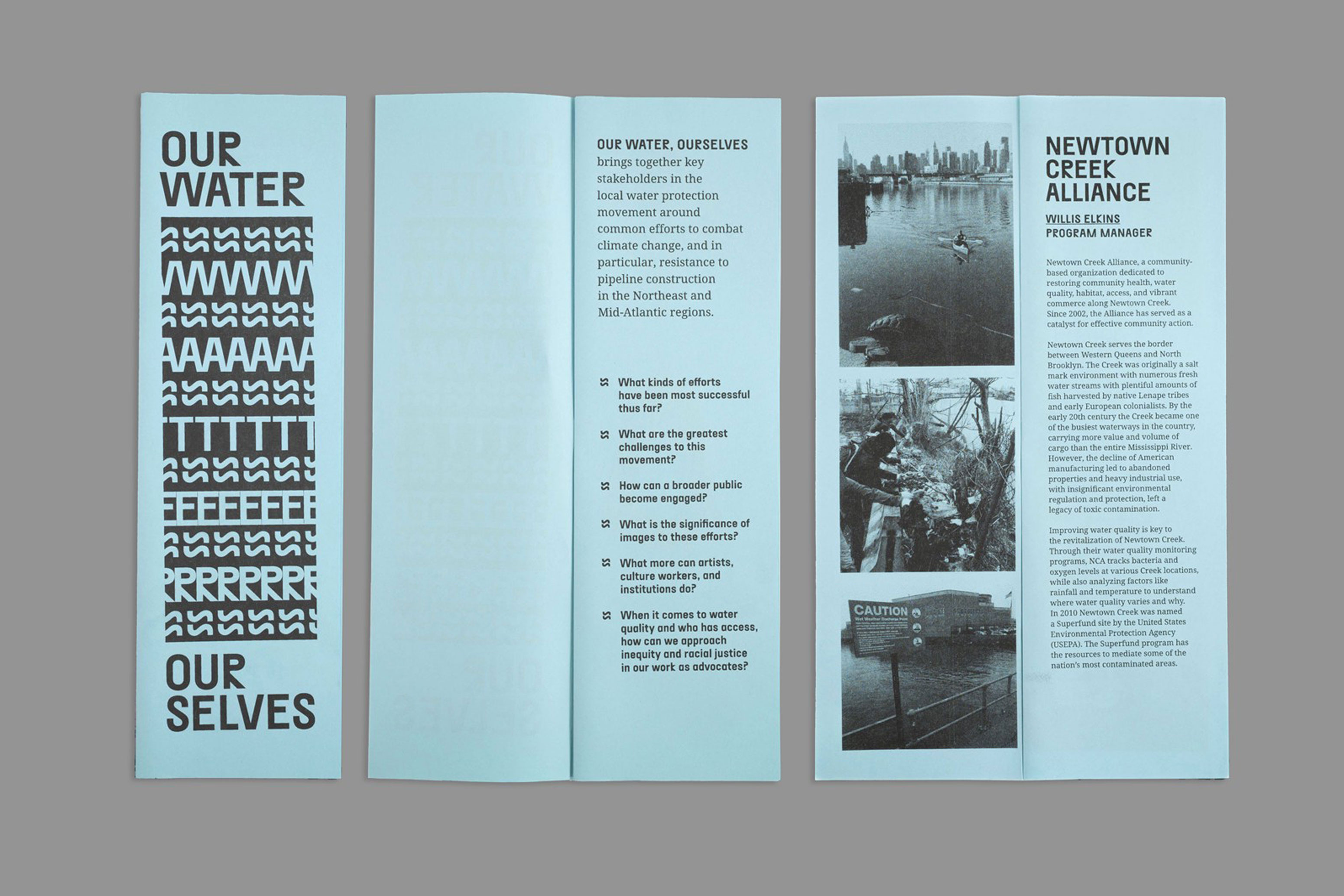 Our Water Ourselves Publication