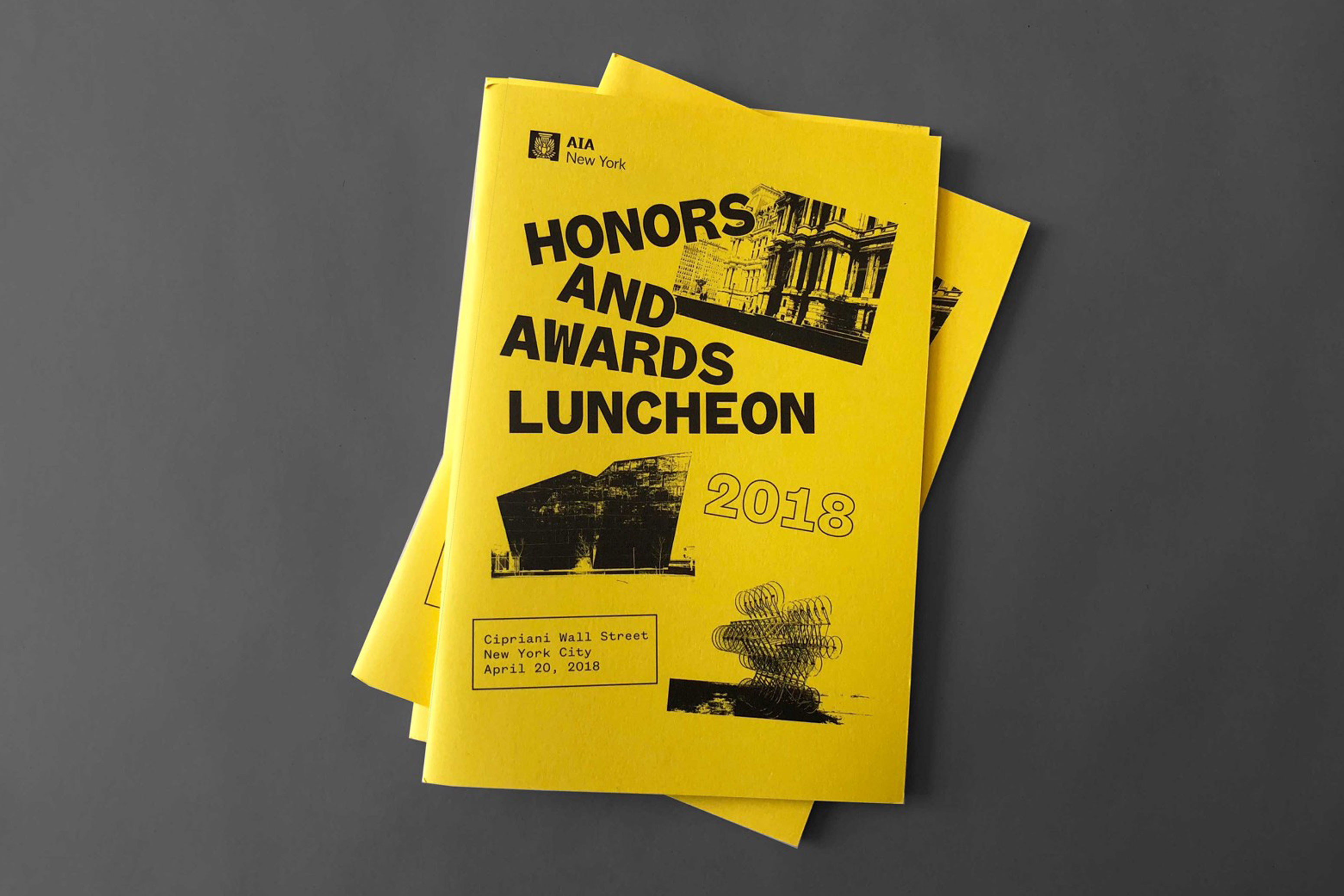 AIANY 2018 Honors and Awards Luncheon