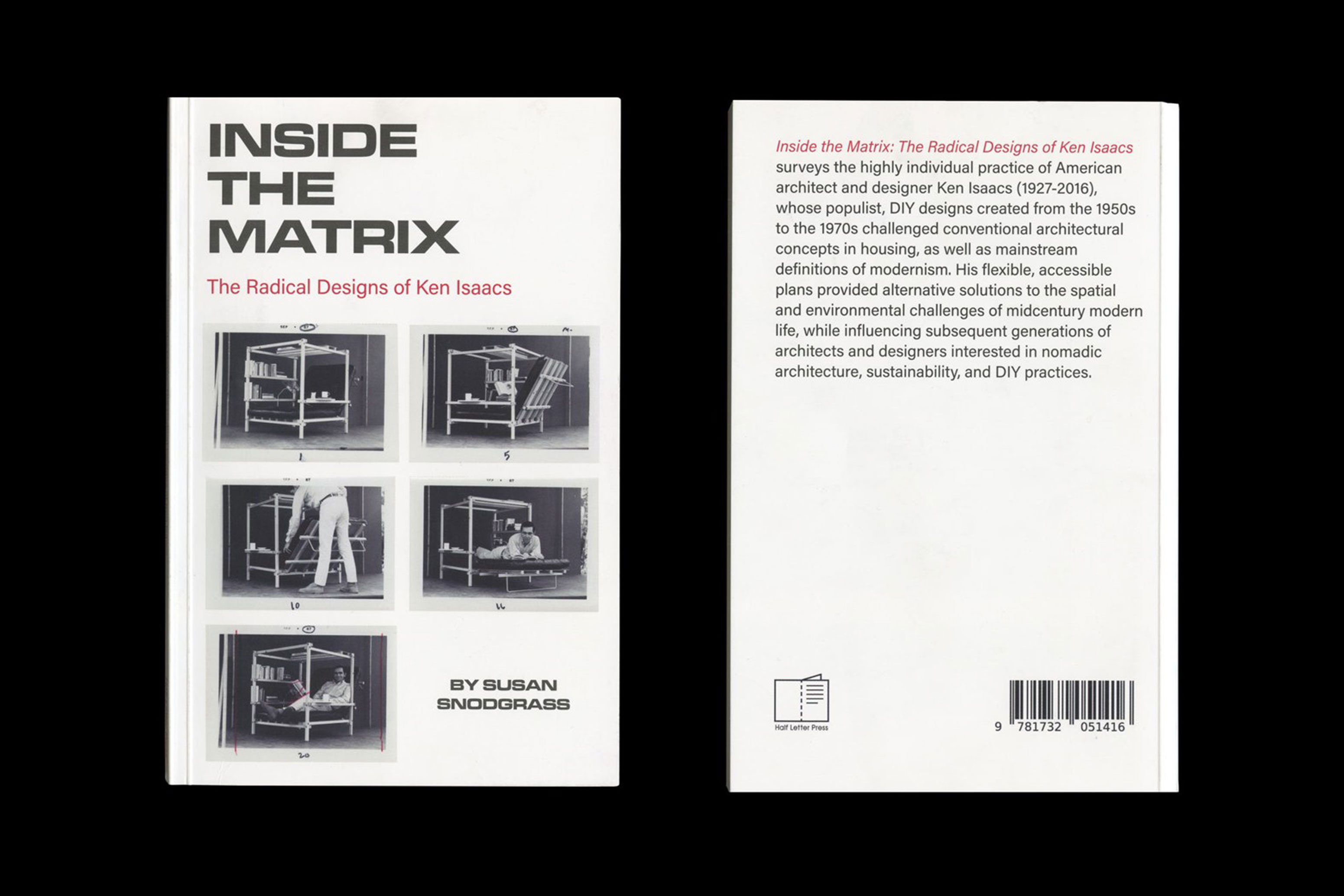 Inside the Matrix Cover