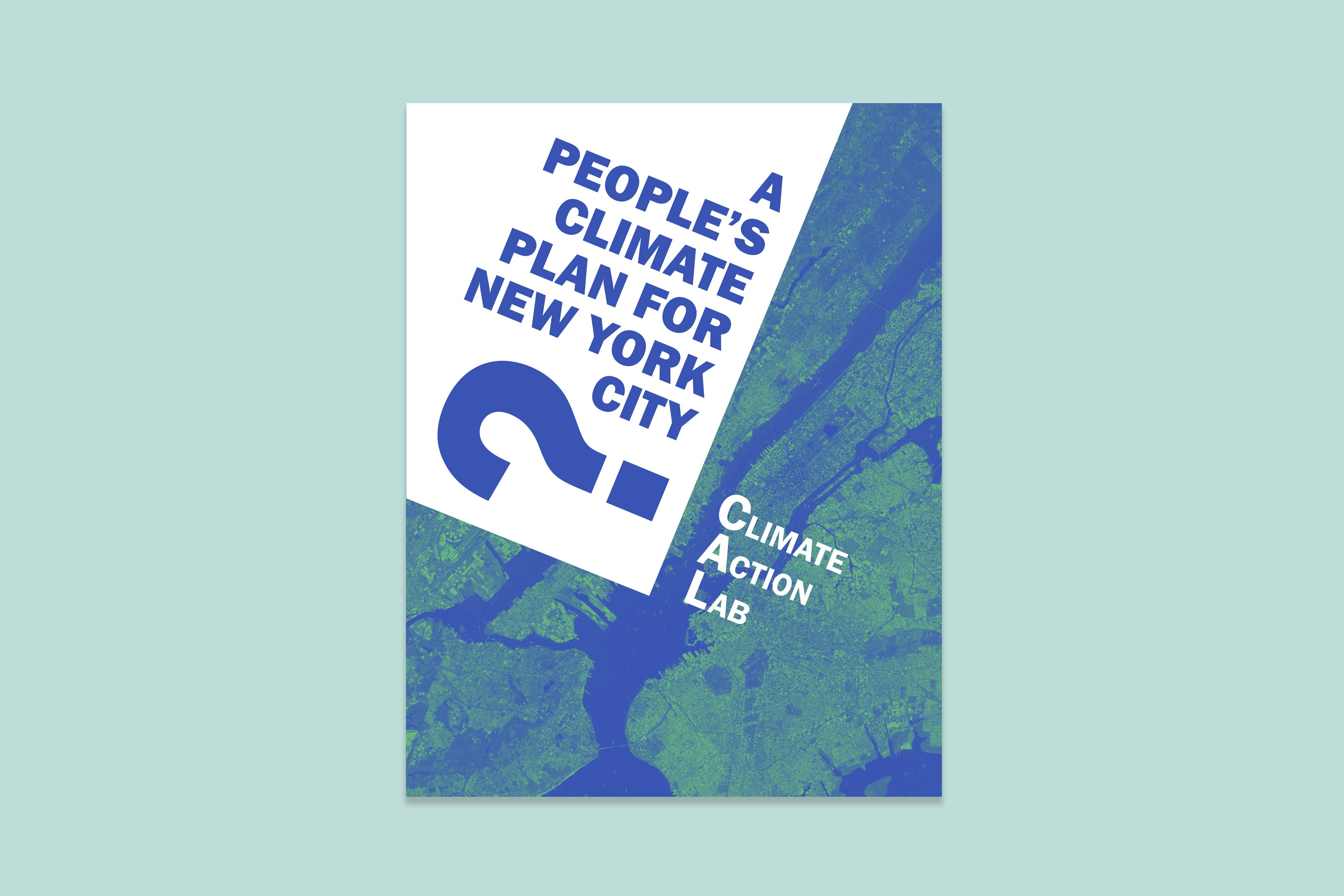 A People's Climate Plan for New York City