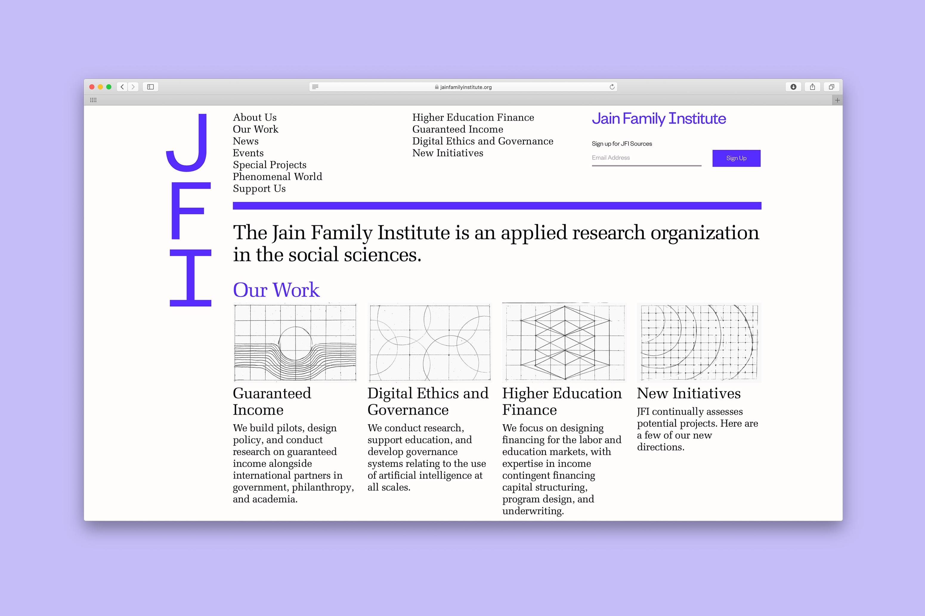 JFI Homepage